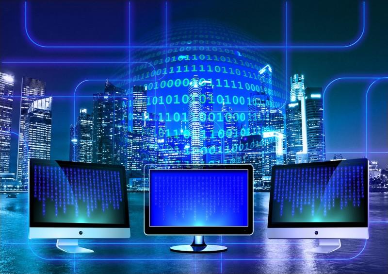 Ville future digitale