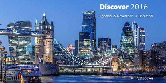 Discover – joignez-vous au grand événement annuel de HPE sur la transformation digitale