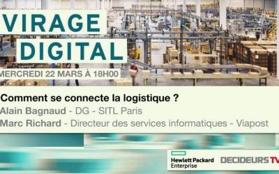 [Virage Digital] Comment se connecte la logistique ?