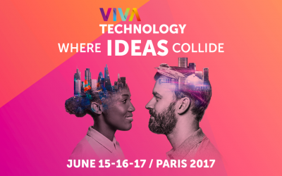 Retrouvez HPE Start-up à Viva Technology !