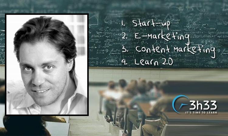 [Frappé du mois] Alexandre Stopniki, entrepreneur et expert en marketing digital