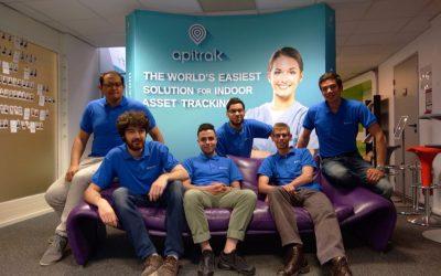 La startup Apitrak lève 1 million d'euros pour développer sa solution de géolocalisation de matériel médical