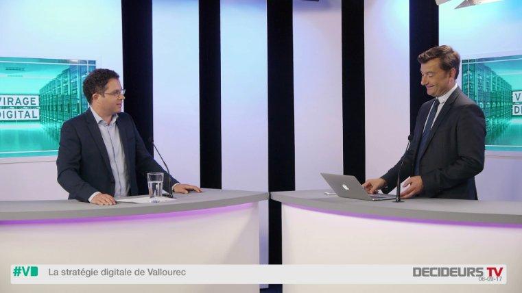 [Virage Digital] La stratégie digitale chez Vallourec