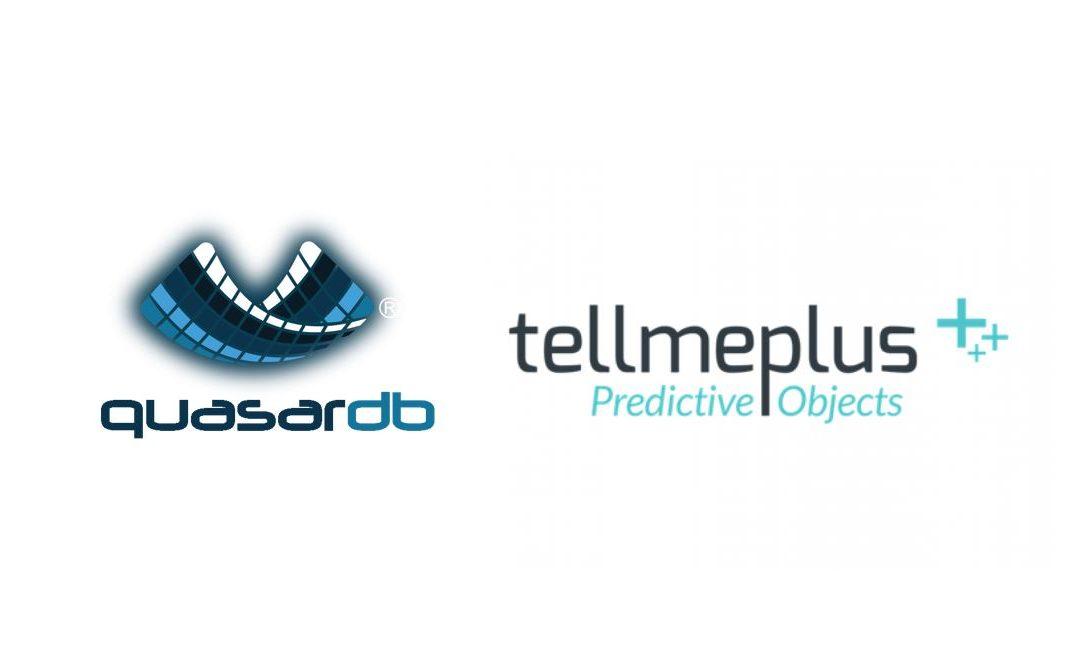 QuasarDB (promo 2017) et Tellmeplus annoncent un partenariat stratégique