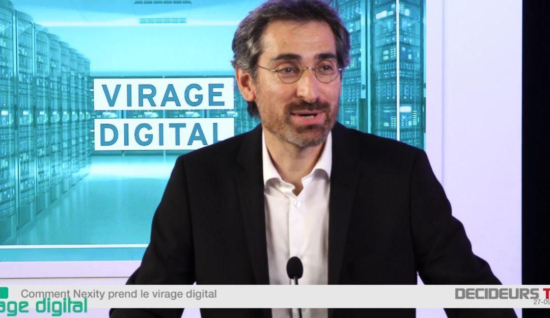 [Virage Digital] Rencontre avec Frédéric Augier, Directeur digital de Nexity