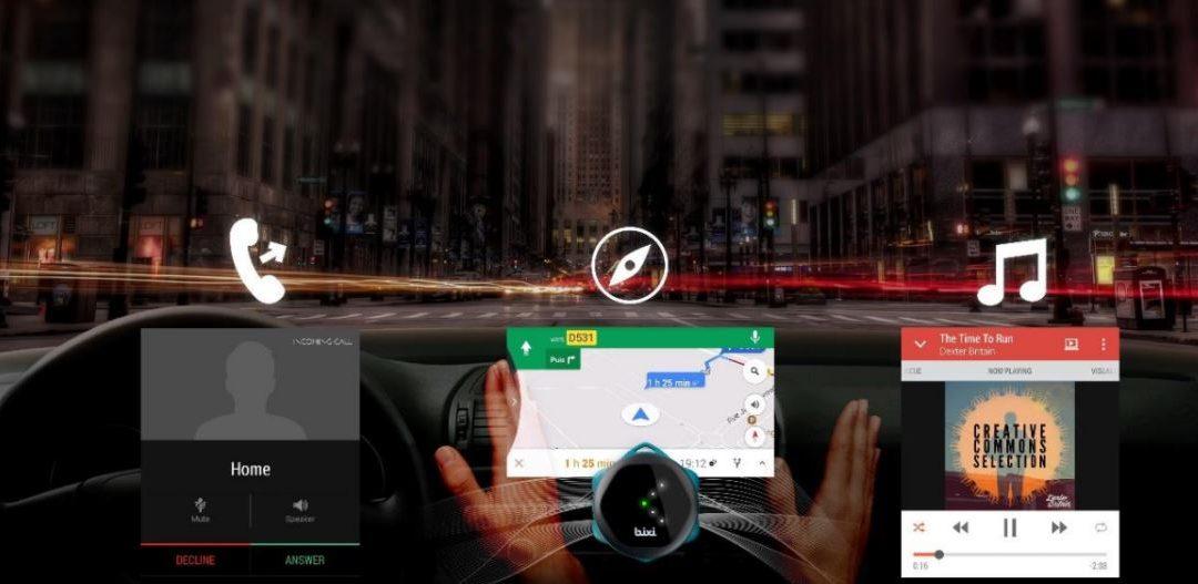 Lancement public de Bixi, la télécommande pour piloter vos objets connectés sans contact