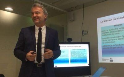[Virage Digital] La transformation numérique du Ministère de l'Intérieur