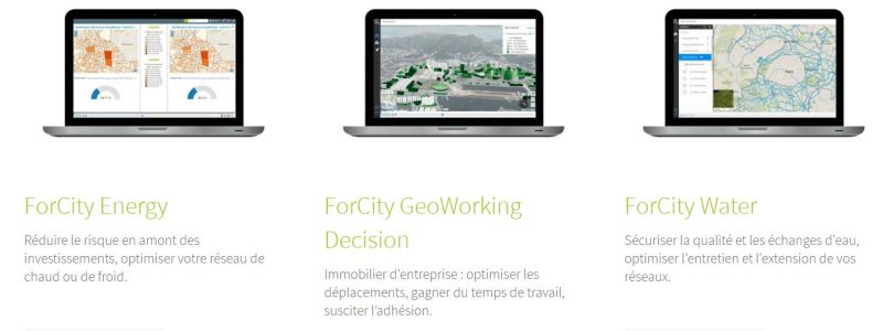 ForCity solutions startup