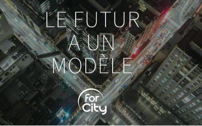 La startup ForCity (promo 2017) lève 8 millions d'euros pour développer ses solutions de simulation urbaine