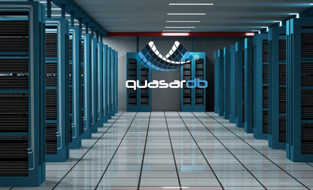 Quasardb lève 2,5 millions de dollars et poursuit sa conquête du marché américain