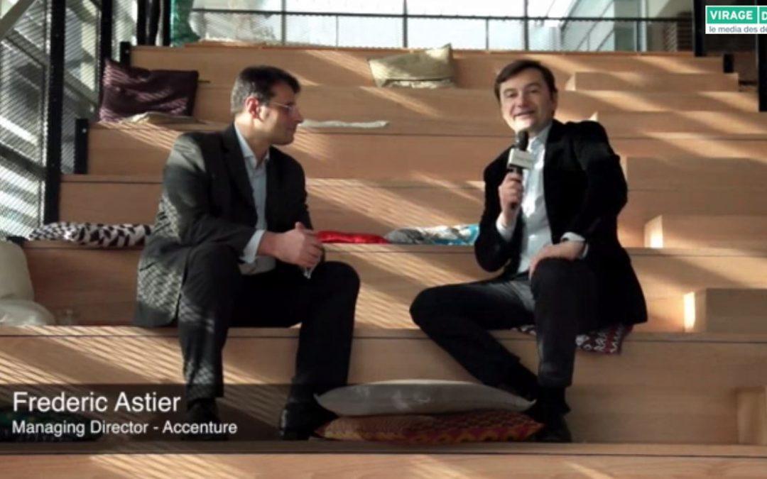 La Virage Digital d'Accenture avec Frédéric Astier