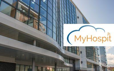 Mieux vivre à l'hôpital avec la startup MyHospit