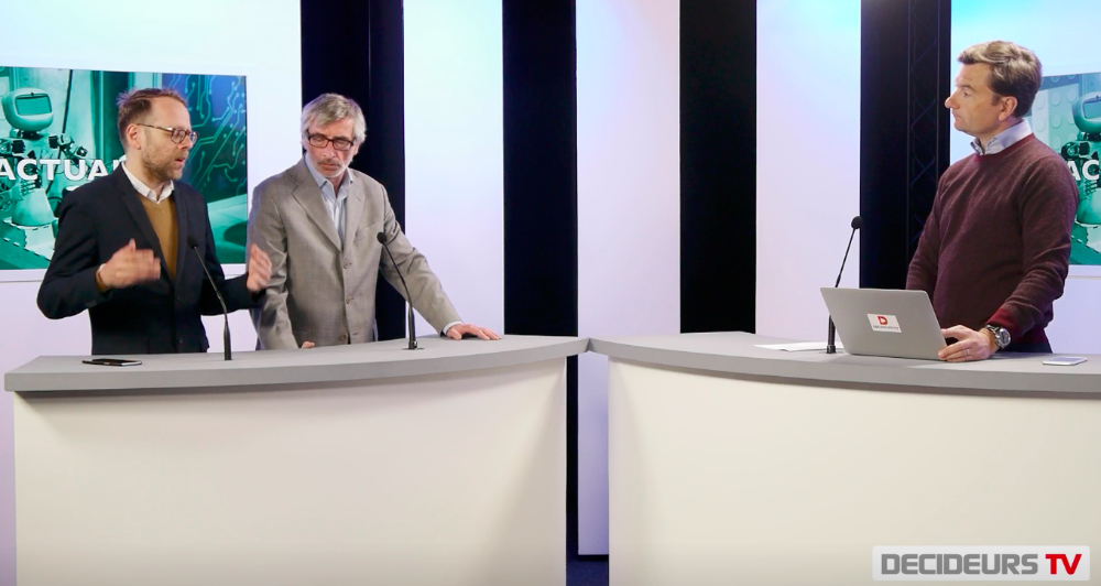 L'Actual'IT #8 se penche sur la crise des télécoms, l'accord entre Canal + et Apple et bien d'autres sujets liés aux nouvelles technologies