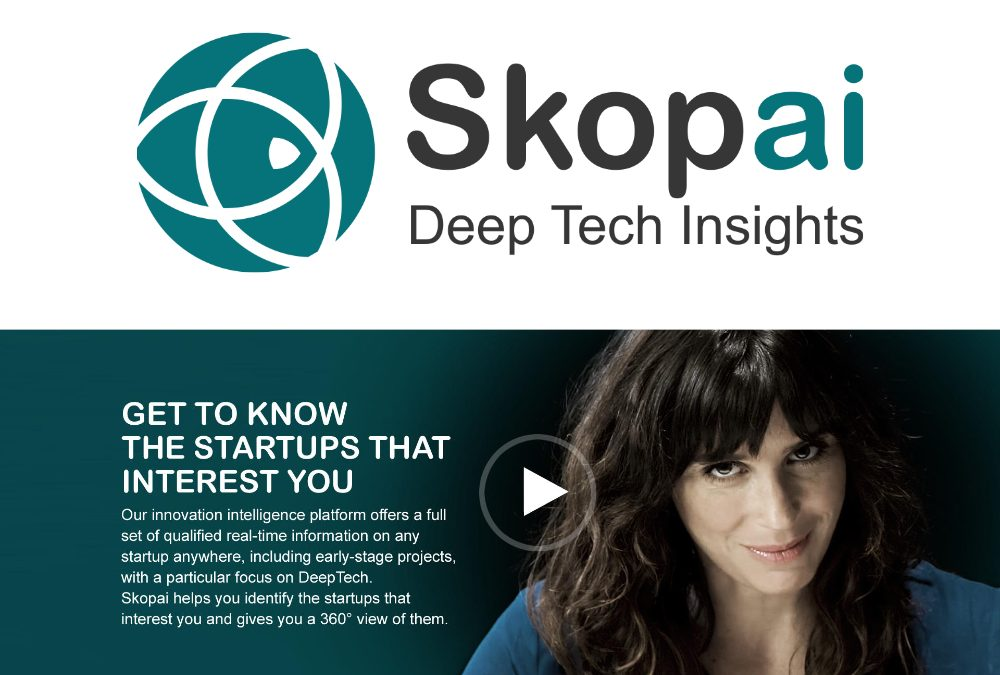 [Promo 2018] Skopai, la startup qui qualifie les startups pour dérisquer les transactions