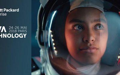 Viva Technology : le Lab « Accelerate Innovation » by HPE, 400m² d'espace collaboratif dédié aux innovations dans l'écosystème HPE