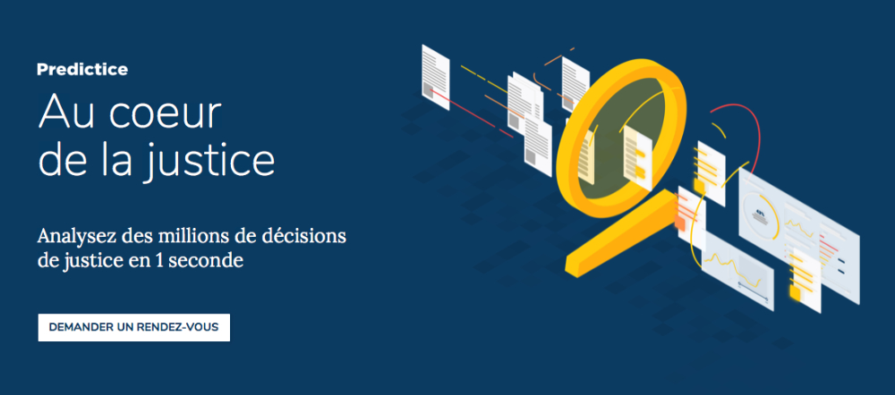 [Promo 2018] La startup Predictice utilise le big data pour faciliter la prise de décision dans le domaine de la justice