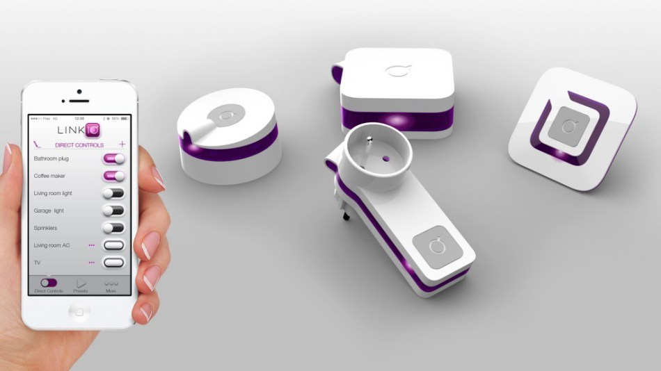 [Promo 2018] Linkio, la startup qui rend la maison plus intelligente