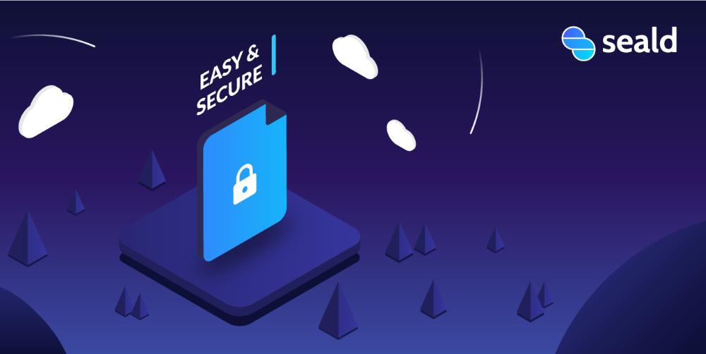 [Promo 2018] Seald propose un service pour mieux protéger et contrôler les données de votre entreprise