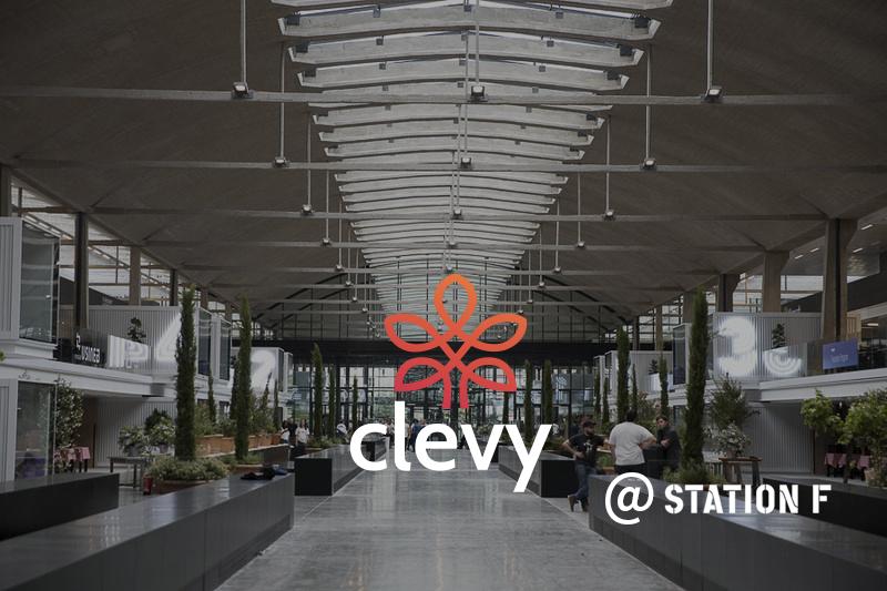 [Promo 2018] La startup Clevy crée un chatbot pour améliorer l'expérience collaborateur