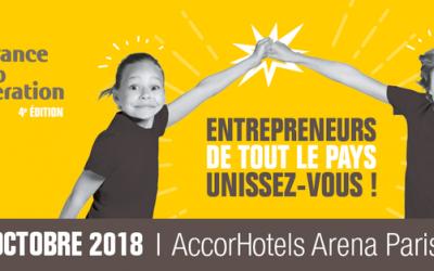 Zoom sur BIG, le plus grand rassemblement d'entrepreneurs d'Europe