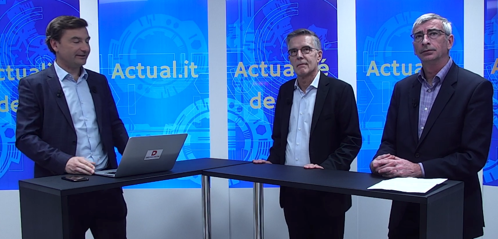L'Actual'IT #13 : Paul Allen, enceintes connectées et French Tech