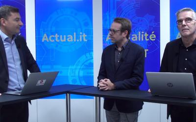 L'Actual'IT #14 : Intelligence Artificielle, GAFA, santé et réseaux sociaux