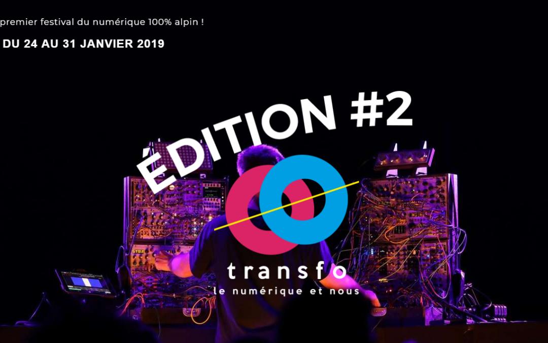 Festival Transfo : le festival du numérique 100% alpin revient du 24 au 31 janvier