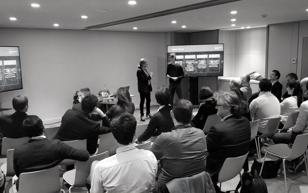 HPE France dévoile la 5ème promotion de son programme Start-ups
