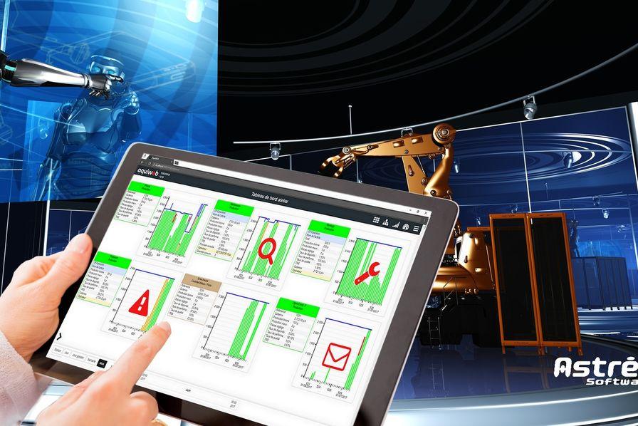 [Promo 2019] Astrée Software, la startup qui veut développer l'industrie du futur