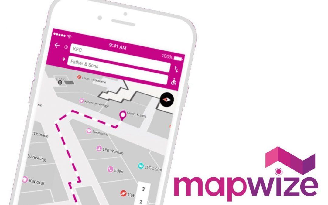 [Promo 2019] Mapwize, la solution de cartographie intérieure pour les bâtiments connectés