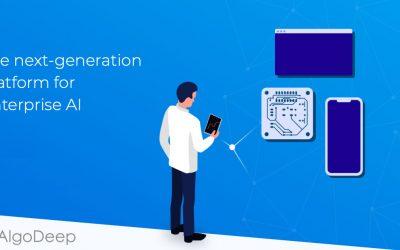 [Promo 2019] AlgoDeep, la startup qui accélère les processus de conception et de déploiement d'IA en entreprise