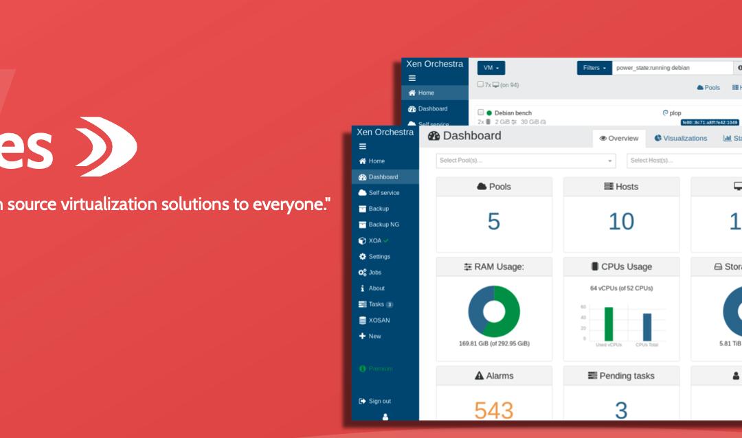 [Promo 2019] Vates, la solution de virtualisation du Cloud pour les TPE et les grands groupes
