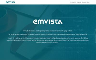 [Promo 2020] EMVISTA : IA et NLP au service de la productivité des métiers