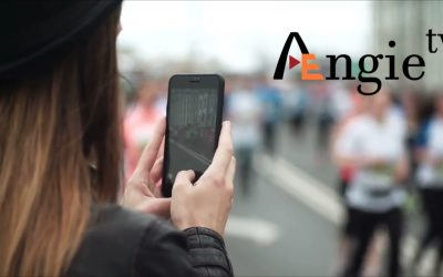 Mustang Aengie – La Social TV qui transforme le spectateur en reporter