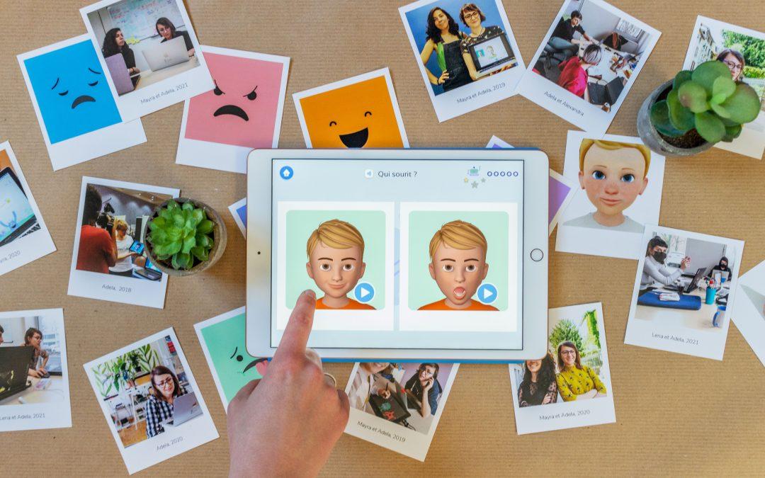 Emoface – La technologie au service des habiletés sociales